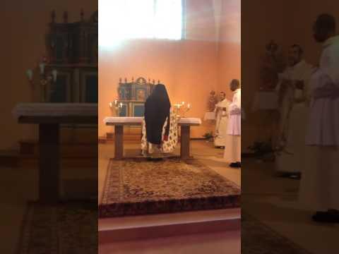Divine Liturgie grecque Melkite Catholique 1