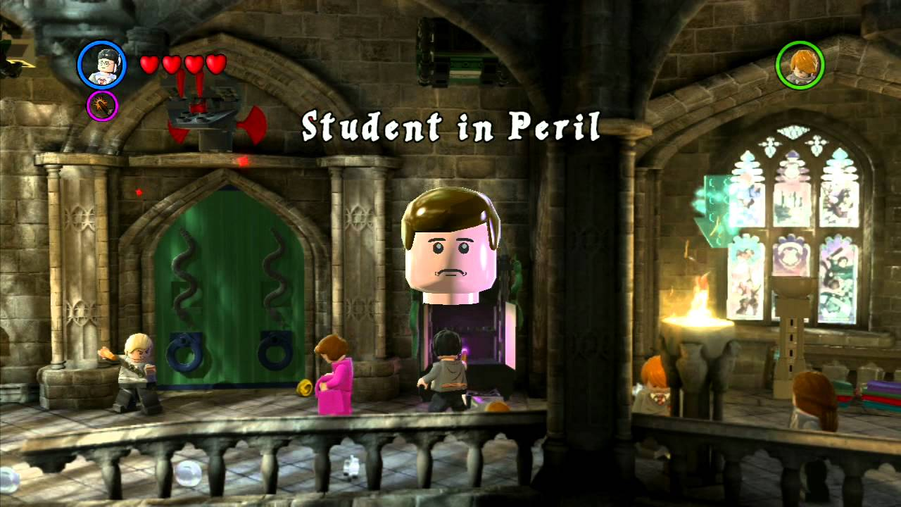Lego Harry Potter 5 7 Students In Peril Locations Guide Mistical Com