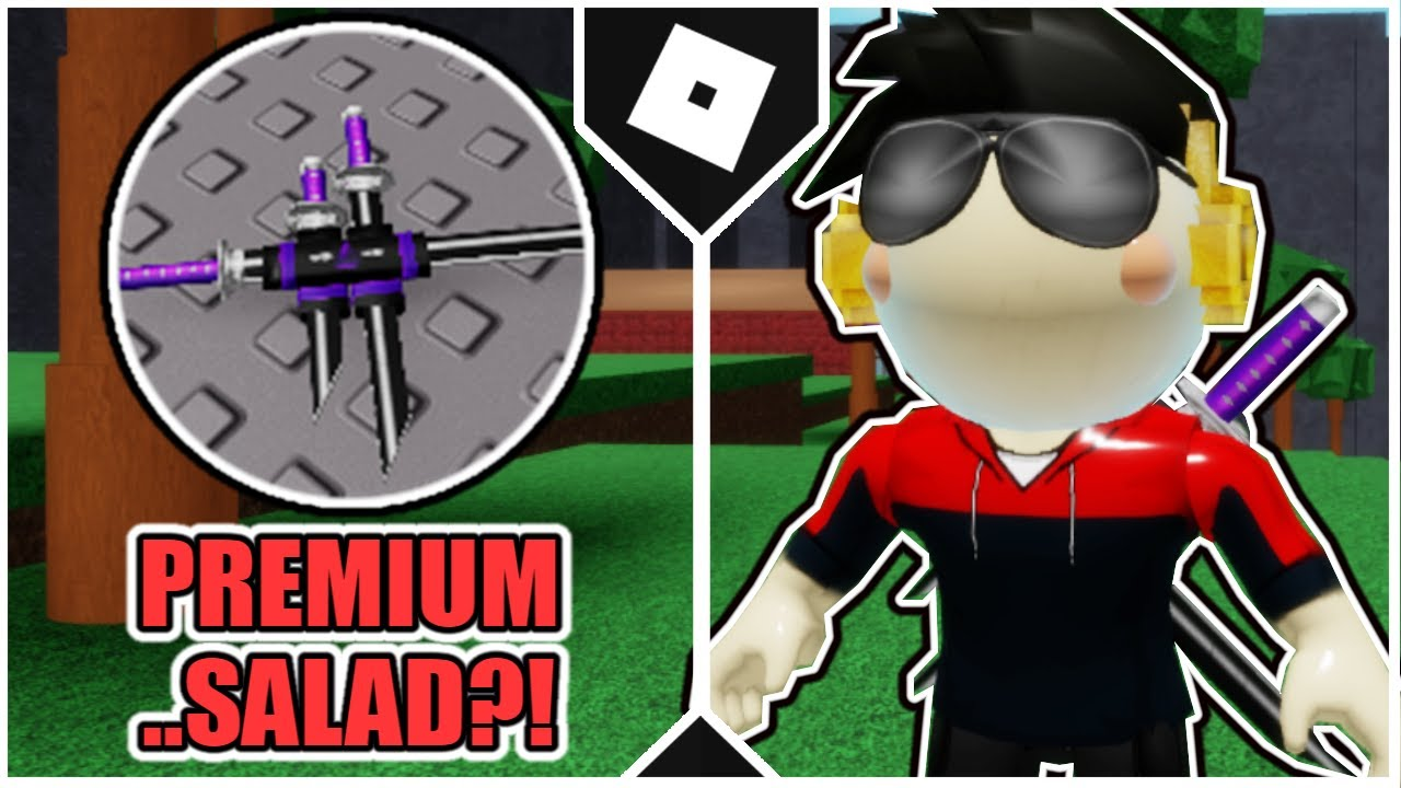 """Download How to get the """"PREMIUM...SALAD?"""" BADGE + PREMIUMSALAD MORPH in PIGGY RP : INFECTION! [ROBLOX]"""
