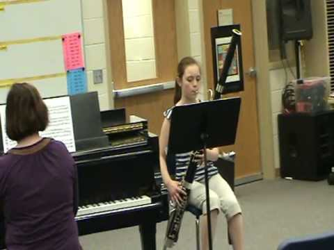 Solo Ensemble Contest North Middle School Sioux City, IA