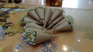 Mini Bouquet with ferrero rocher