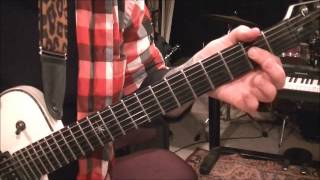 How to play Hear About It Later by Van Halen on guitar by Mike Gross