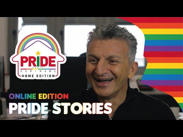Pride Stories #1 - Pride Month Suriname Home Edition 2020
