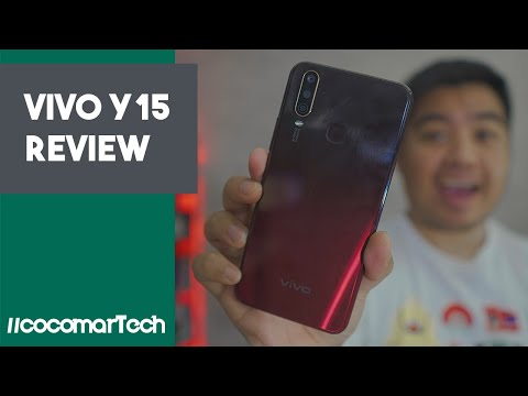 vivo-y15-review-|-impressive-5,000-mah-battery-with-good-large-screen