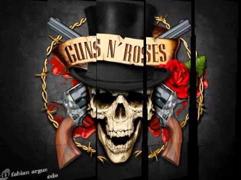 Guns n' Roses - Sweet Child O' Mine Scratched Remix