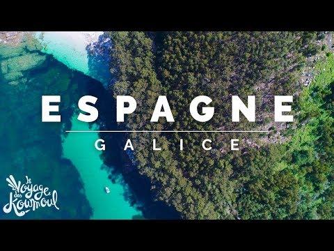ESPAGNE - La Galice - Un paradis celtique [4K]