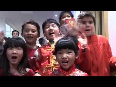 YCIS Shanghai Celebrates Chinese New Year