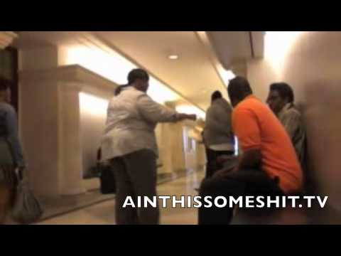 A WOMAN GOES OFF IN A PHILADELPHIA COURTHOUSE (C.J.C)