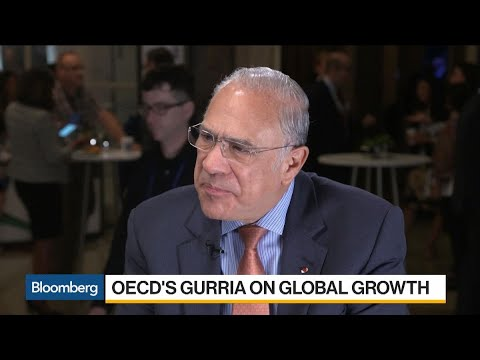 OECD's Gurria Sees Greater Levels of Globalization to Come