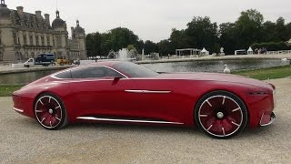 Vision Mercedes-Maybach 6 - DRIVEN with a remote control