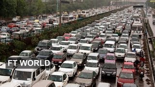 New Delhi on brink of Pollution Crisis | FT World
