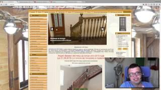 Экспресс аудит сайта stair.by. Дубовые лестницы и двери(, 2015-08-23T12:52:50.000Z)