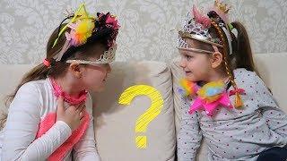 Cine e cea mai frumoasa Sara si Sofia nu pot Decide