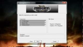 Como baixar e Instalar Unreal Tournament 2004