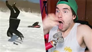 Funniest fails On Television !!