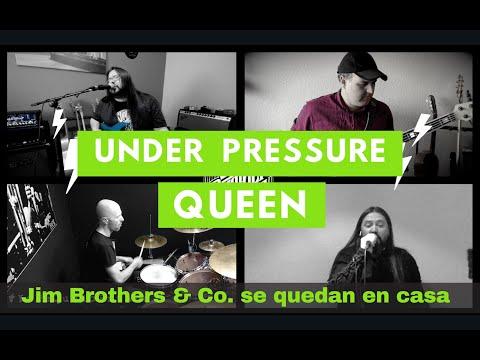 Under Pressure #YoMeQuedoEnCasa