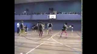 KingsWay School DodgeBall Competition