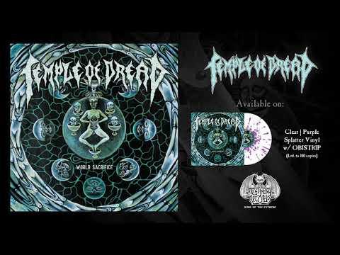 Temple of Dread • World Sacrifice (Single   2020)