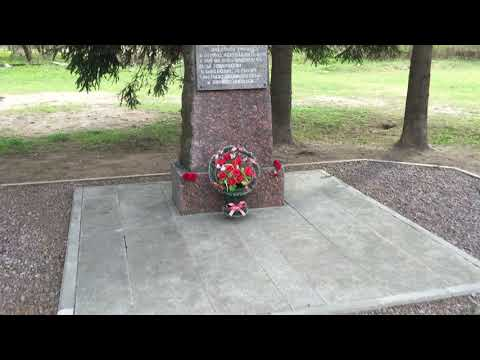 2020.04 мемориал погибшим 75 тысячам советским военнопленным, Шталаг-372, Псков