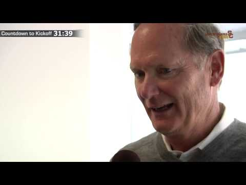 Tunnel Vision - Pat Haden - Interview