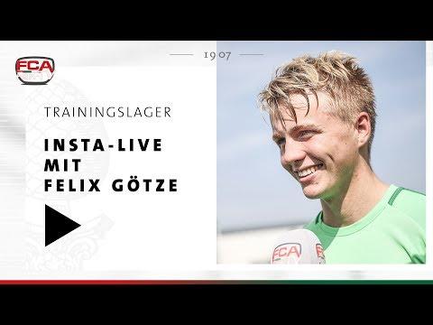 18/19 // Insta-Live mit Felix Götze // Highlights