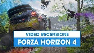 Forza Horizon 4 Recensione: il nuovo Re dei giochi di corse arcade