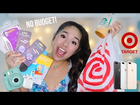 NO BUDGET AT TARGET CHALLENGE! +Giveaway