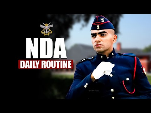 NDA Pune | Everyday routine of cadets at NDA | National Defence Academy Schedule