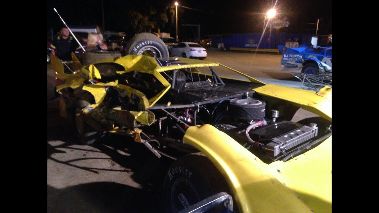 Dirt late model june 5 2015 bubba s raceway park ocala florida