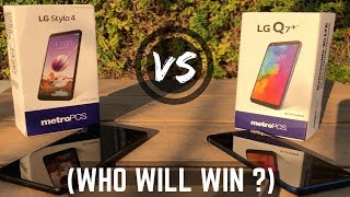 LG STYLO 4 vs LG Q7 Plus Review - Which One is Better!?