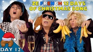Ze French 12 Days of Christmas SONG (12 days of FRENCHMAS)