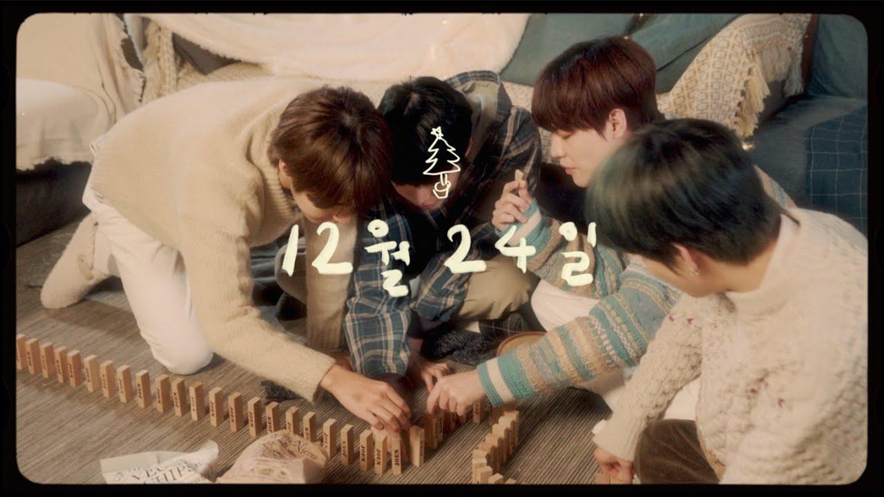 🎵<12월 24일> - d.ear | Renjun, Doyoung, Chenle & Jungwoo