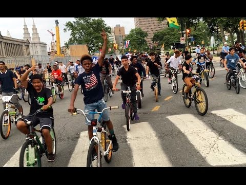 SE Bikes Philly Rideout Narrarated by Todd Lyons