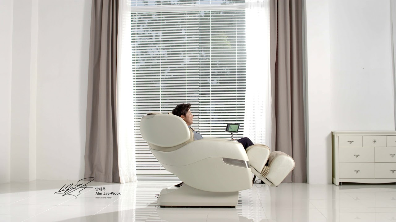 Fujimedic Kumo Massage Chair Film