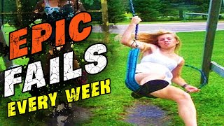 EPIC FAILS EVERY WEEK - Best Fails Of The Week 😝 Video Funny Fails 2020 😜 Funny Compilation 2020
