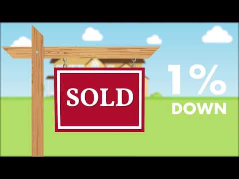 The 1% Down Mortgage with Equity Booster