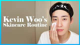 Kevin Woo's Skincare Routine | K-Beauty Tips for Glowing Skin