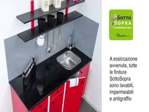 rinnovare la cucina senza cambiare i mobili - YouTube