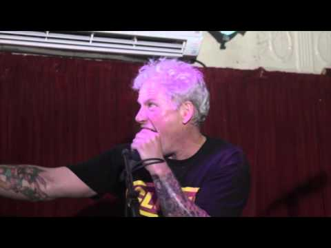 MIKE DILLON BAND OF VIKINGS live CRAB RANGOON from Maple Leaf October 2015