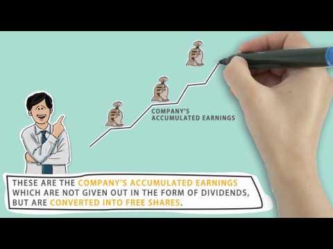 What are bonus shares?
