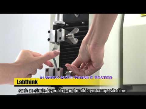 ASTM F88 Heat Seal Strength Test on Tensile Tester - Labthink