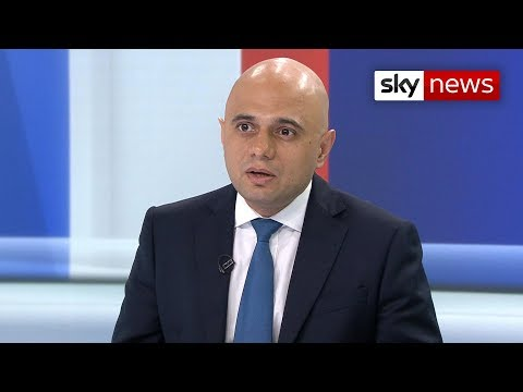 Sajid Javid blasts middle class drug users as Gove cocaine row intensifies