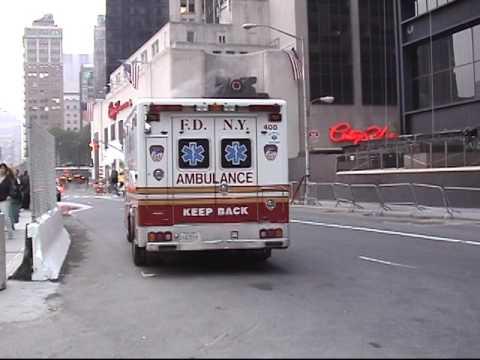 World Trade Center site NYC (Spring 2002)