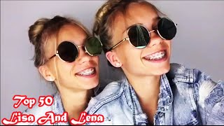 Top 50 Lisa And Lena Musical.ly Compilation 2016 Video