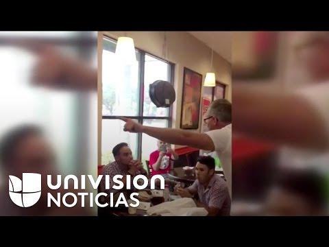 Venezolanos en EEUU arremeten contra personas ligadas al chavismo y les reclaman por sus bienes
