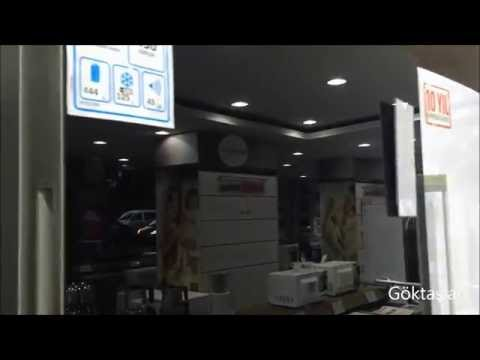 Vestel Akıllı NF620 CSY No-Frost Buzdolabı - Göktaşlar A.Ş.