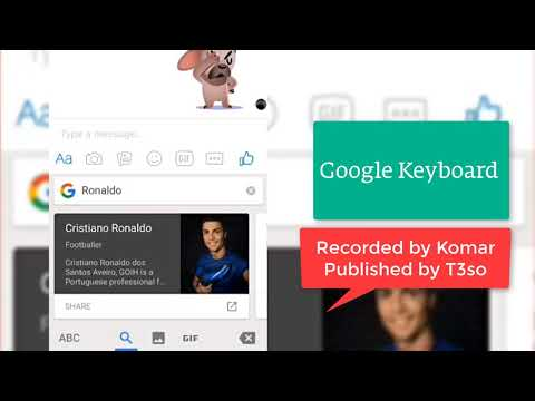 How to use Google Keyboard | Gboard - YouTube