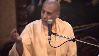 Prerna Lecture - The Power of Sound By  Radhanath Swami Maharaj