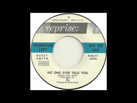 Keely Smith - No One Ever Tells You
