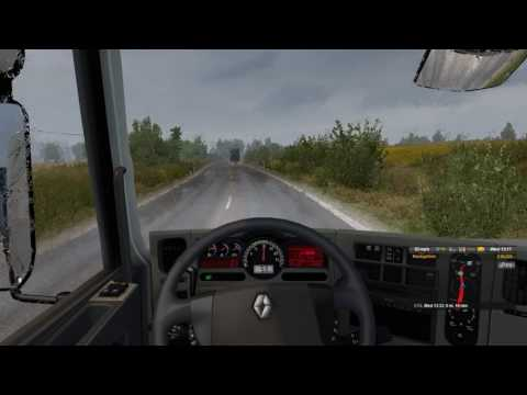 Trucking On HUNGARY V0.9.28A with later Traffic later 5.5.9 by D.B Creation Dev Team